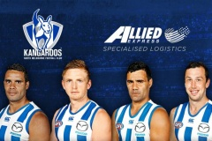 Allied Express Announce Partnership With North Melbourne Football Club