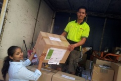 Allied Express Continues Barnardos Gifts for Kids Partnership